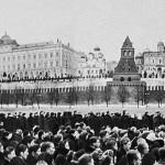 Первый гонорар (Похороны Сталина)