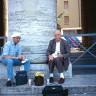 Ватикан, встреча с Папой